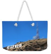 Another Hollywood Sign Weekender Tote Bag