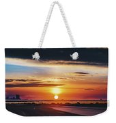 Another Island Morning Weekender Tote Bag