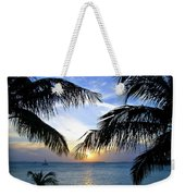 Another Key West Sunset Weekender Tote Bag
