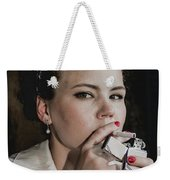 Another Light Weekender Tote Bag