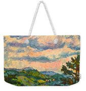 Another Rocky Knob Weekender Tote Bag