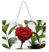 Another Rose Weekender Tote Bag