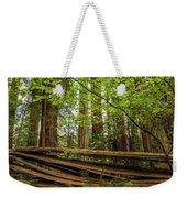 Another Split Redwood Weekender Tote Bag