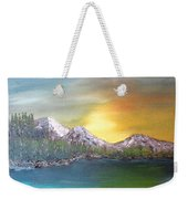 Another Sunny Morning Weekender Tote Bag