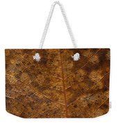 Another Touch Of Fall Weekender Tote Bag