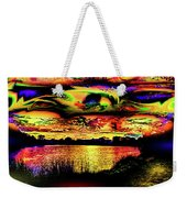 Another Wicked Sunset Weekender Tote Bag