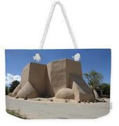 Ansel's Church Weekender Tote Bag by Jerry McElroy
