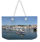 Anstruther Away Fishing Weekender Tote Bag