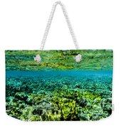 Ant Atoll Reef Weekender Tote Bag