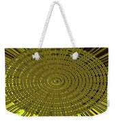 Ant Nest Abstract Fabric Design # 2 Weekender Tote Bag