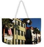 Antebellum Row Hosues Weekender Tote Bag