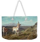 Antelope Weekender Tote Bag