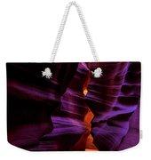 Antelope Canyon Glow Weekender Tote Bag