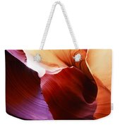 Antelope Canyon Layers Weekender Tote Bag