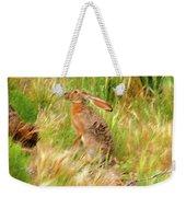Antelope Jackrabbit Weekender Tote Bag