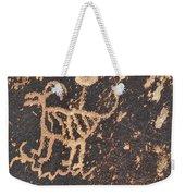 Antelope Petroglyph Weekender Tote Bag