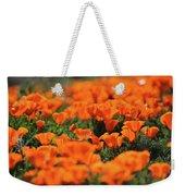 Antelope Valley California Poppies Weekender Tote Bag