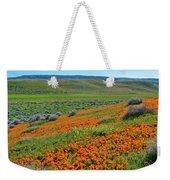 Antelope Valley Poppy Reserve Weekender Tote Bag
