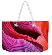 Antelope Waves Weekender Tote Bag