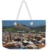 Antequera Malaga Andalusia Spain Weekender Tote Bag