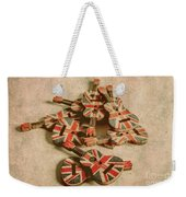 Anthem Of Old England Weekender Tote Bag