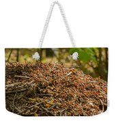 Anthill In Forest Weekender Tote Bag