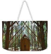 Anthony Chapel Weekender Tote Bag