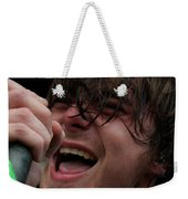 Anthony Green Of Circa Survive Weekender Tote Bag