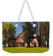 Anthony Hall - Storer College Weekender Tote Bag