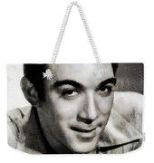 Anthony Quinn, Hollywood Legend Weekender Tote Bag
