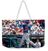 Anthony Rizzo Weekender Tote Bag