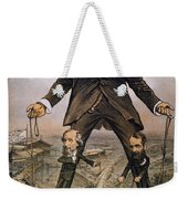 Anti-trust Cartoon, 1879 Weekender Tote Bag