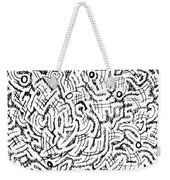 Anticipative Weekender Tote Bag