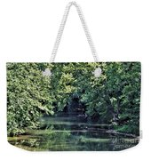 Antietam Creek Weekender Tote Bag
