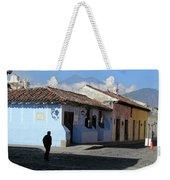 Antigua Guatemala Streetscene Weekender Tote Bag
