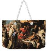 Antiochus And Stratonike Weekender Tote Bag