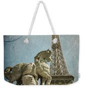 Antiquation Weekender Tote Bag by Andrew Paranavitana