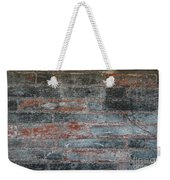 Antique Brick Wall Weekender Tote Bag