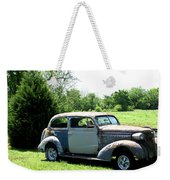 Antique Car 1 Weekender Tote Bag