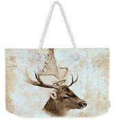 Antique Deer Weekender Tote Bag