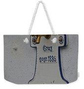 Antique Founain Weekender Tote Bag