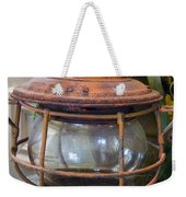 Antique Lantern Weekender Tote Bag