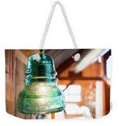 Antique Light Fixture 5 Weekender Tote Bag