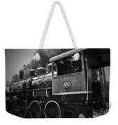 Antique Loco Weekender Tote Bag