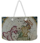 Antique Map Vintage Very Stylish Piece Weekender Tote Bag