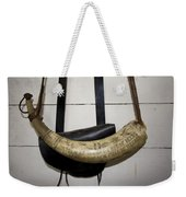 Antique Powder Horn Weekender Tote Bag