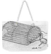 Antique Weekender Tote Bag