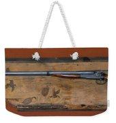 Antique Shotgun Weekender Tote Bag