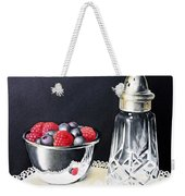 Antique Sugar Shaker Weekender Tote Bag