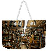 Antique Time Weekender Tote Bag